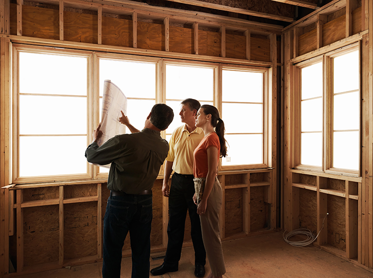 find a general contractor